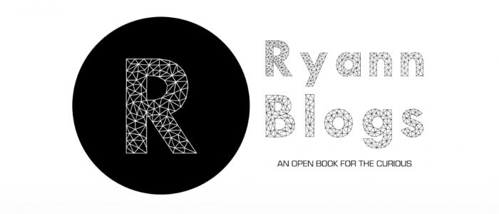 Ryann's Blog